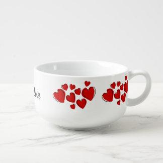 Made For You, With Love Soup Mug