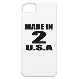 MADE IN 02 U.S.A BIRTHDAY DESIGNS iPhone 5 COVER