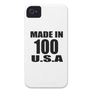 MADE IN 100 U.S.A BIRTHDAY DESIGNS Case-Mate iPhone 4 CASE