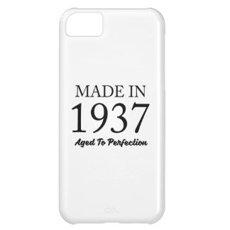 Made In 1937 Cover For iPhone 5C