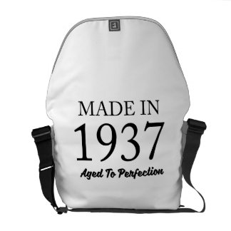 Made In 1937 Messenger Bags