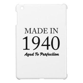 Made In 1940 iPad Mini Cases