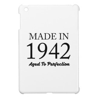 Made In 1942 Case For The iPad Mini
