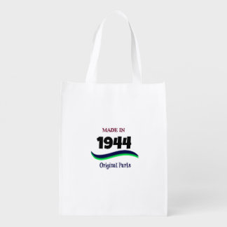 Made in 1944, Original Parts Grocery Bags