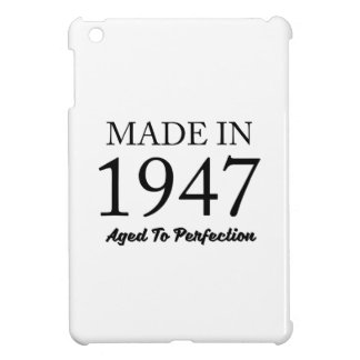 Made In 1947 Case For The iPad Mini