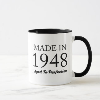 Made In 1948 Mug