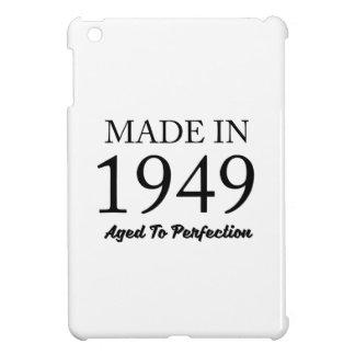 Made in 1949 iPad mini covers