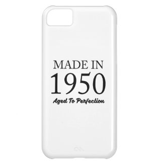Made In 1950 Cover For iPhone 5C
