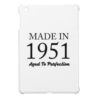Made In 1951 iPad Mini Covers