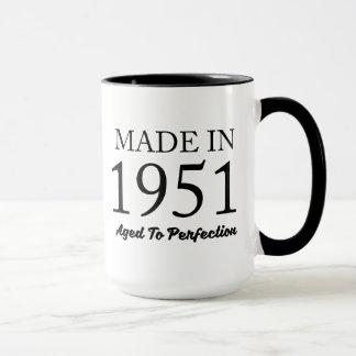 Made In 1951 Mug