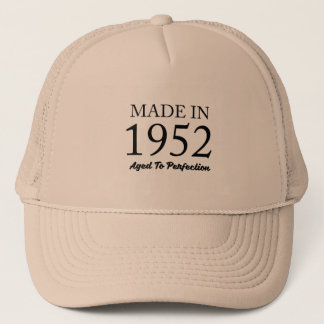 Made In 1952 Trucker Hat