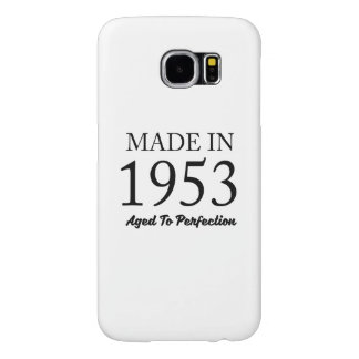 Made In 1953 Samsung Galaxy S6 Cases