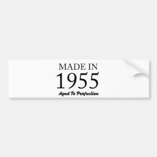 Made In 1955 Bumper Sticker