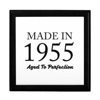 Made In 1955 Keepsake Boxes