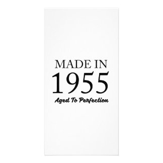 Made In 1955 Photo Card