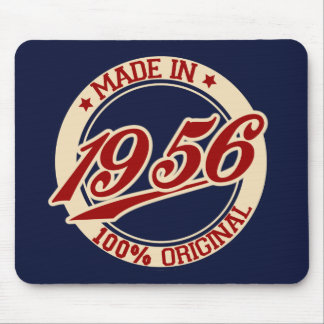 Made In 1956 Mouse Pad