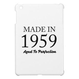 Made In 1959 Case For The iPad Mini