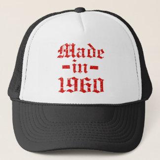 Made in 1960 designs trucker hat