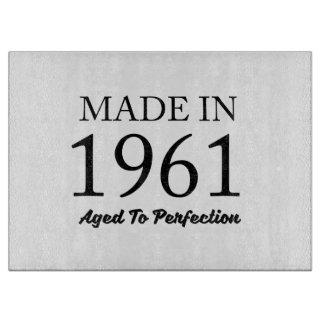 Made In 1961 Cutting Board