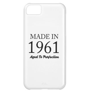 Made In 1961 iPhone 5C Covers
