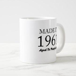 Made In 1961 Large Coffee Mug