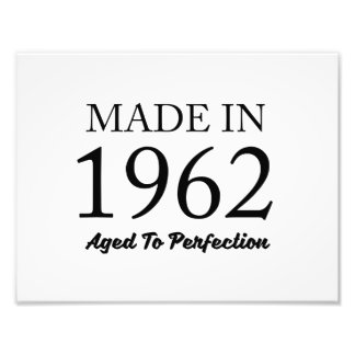 Made In 1962 Art Photo