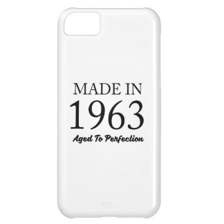 Made In 1963 Case For iPhone 5C