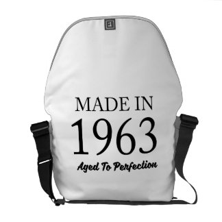 Made In 1963 Commuter Bag