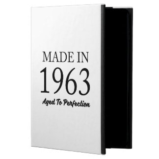 Made In 1963 Powis iPad Air 2 Case