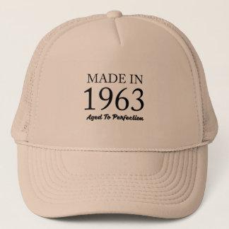 Made In 1963 Trucker Hat