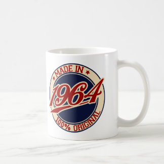 Made In 1964 Coffee Mug