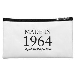 Made In 1964 Cosmetics Bags
