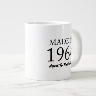 Made In 1964 Giant Coffee Mug