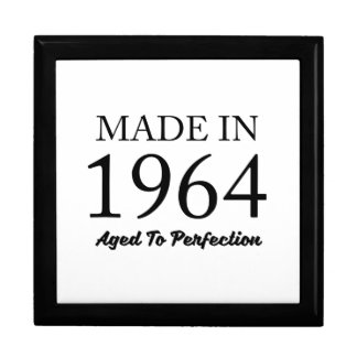 Made In 1964 Gift Box