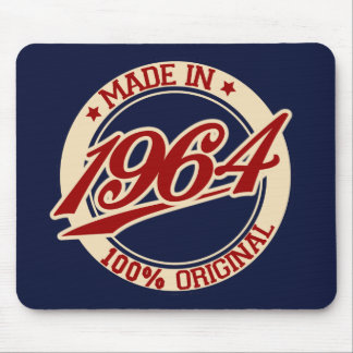 Made In 1964 Mouse Pad