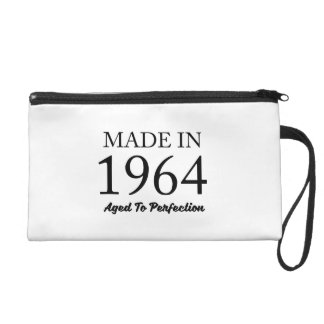 Made In 1964 Wristlet Purse