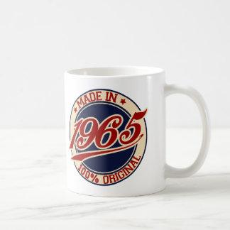 Made In 1965 Coffee Mug