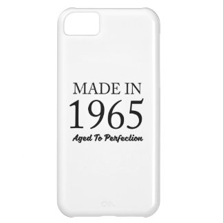 Made In 1965 iPhone 5C Cover