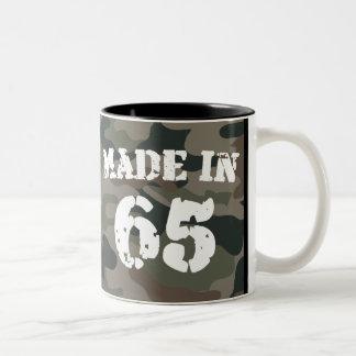 Made In 1965 Two-Tone Coffee Mug