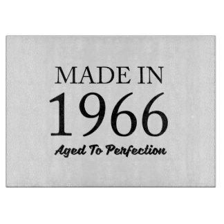 Made In 1966 Cutting Board