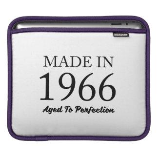 Made In 1966 iPad Sleeve