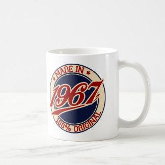 Made In 1967 Coffee Mug