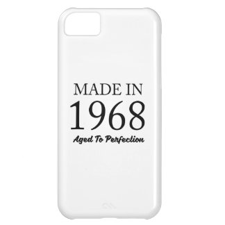 Made In 1968 iPhone 5C Cover