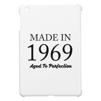 Made In 1969 iPad Mini Case