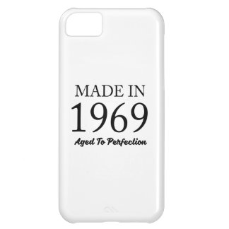Made In 1969 iPhone 5C Covers