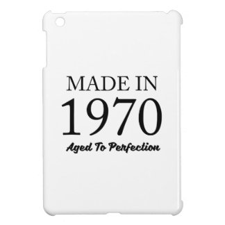 Made In 1970 iPad Mini Covers