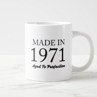 Made In 1971 Giant Coffee Mug