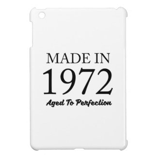 Made In 1972 Case For The iPad Mini