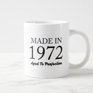 Made In 1972 Large Coffee Mug