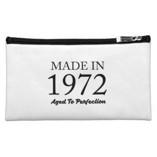 Made In 1972 Makeup Bag